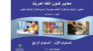 معايير هنادا لفنون اللغة العربية
